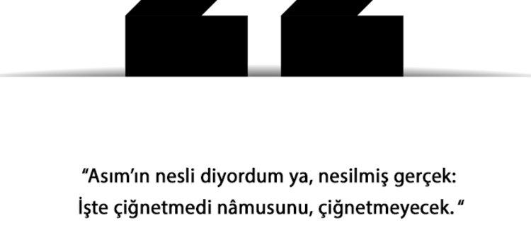 Asım'ın neslinden diriliş nesline: Ünlü...