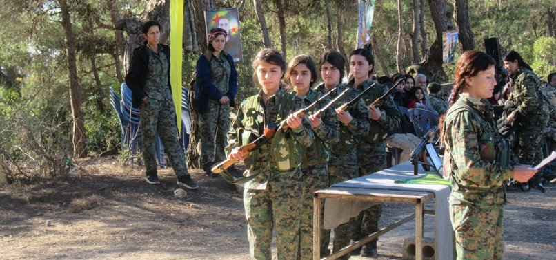 YPG MILITANTS FORCE SYRIAC CHILDREN TO JOIN TERROR GROUP BY KIDNAPPING