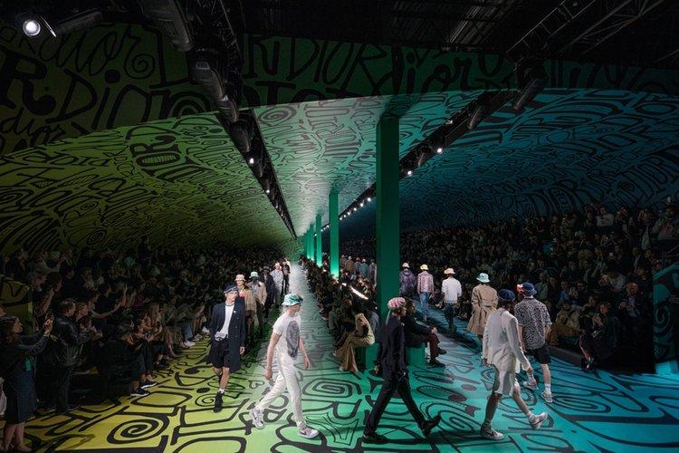 Dior Sonbahar 2020 Erkek koleksiyonu