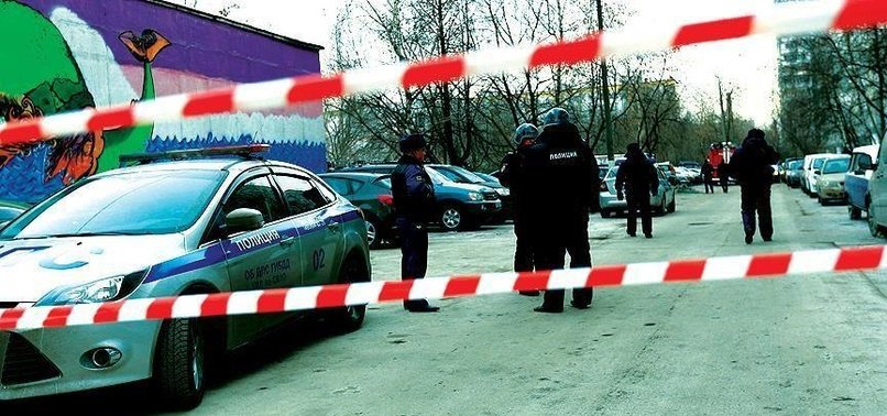 2 PEOPLE KILLED IN SHOOTING IN MOSCOW