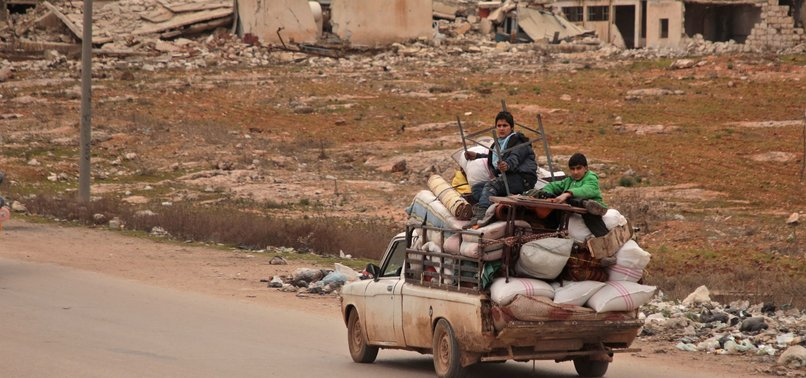 SYRIAN REGIME LAUNCHES GROUND OFFENSIVE IN ALEPPO