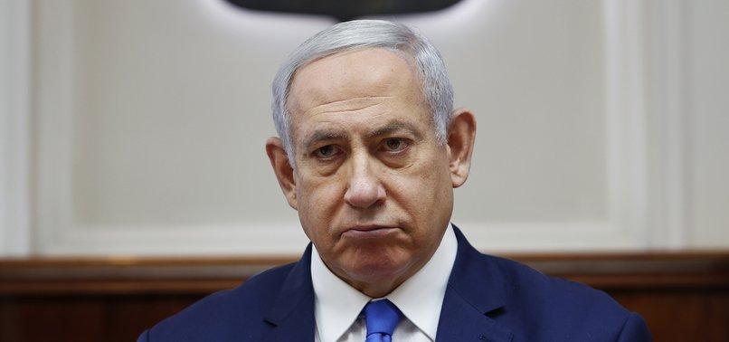 ISRAELI PM NETANYAHU REITERATES PLEDGE TO ANNEX JORDAN VALLEY