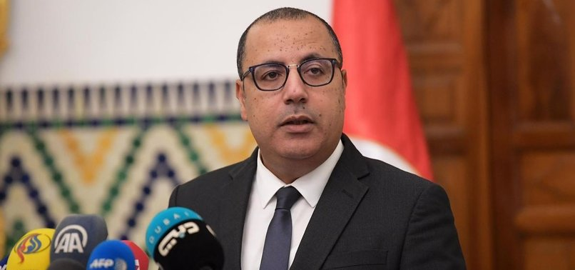 TUNISIA PM BLASTS MESS AFTER SACKING HEALTH MINISTER
