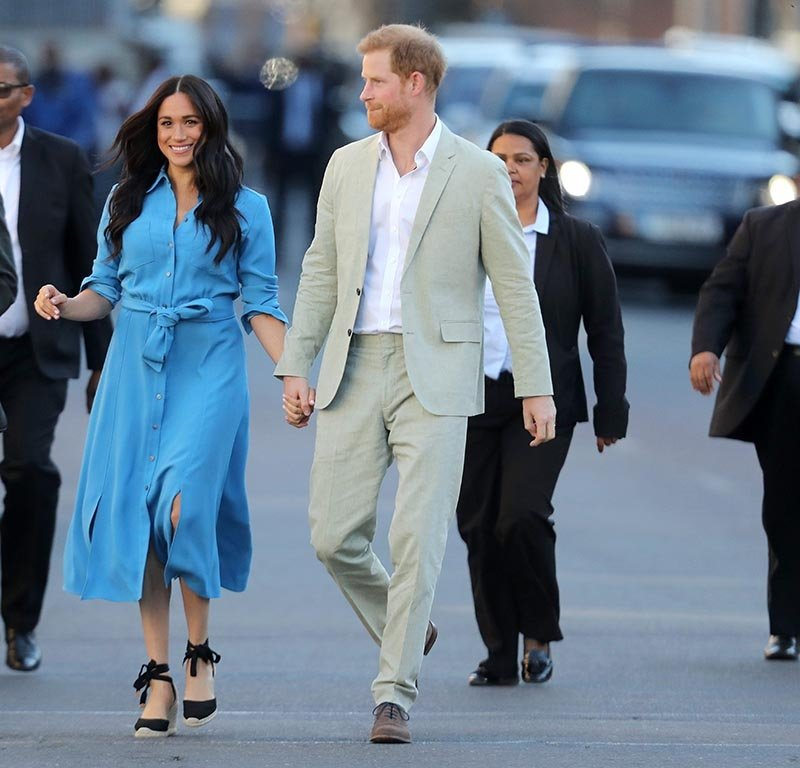 MEGHAN MARKLE VE PRENS HARRY'DEN YENİ VİDEO
