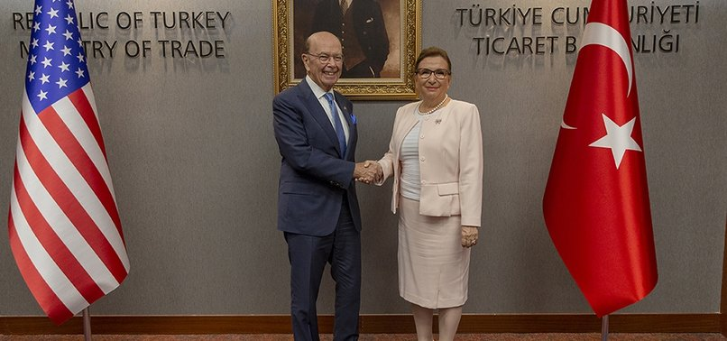 TURKEY, US BUSINESS DIPLOMACY SIGNALS AUSPICIOUS TRADE TIES