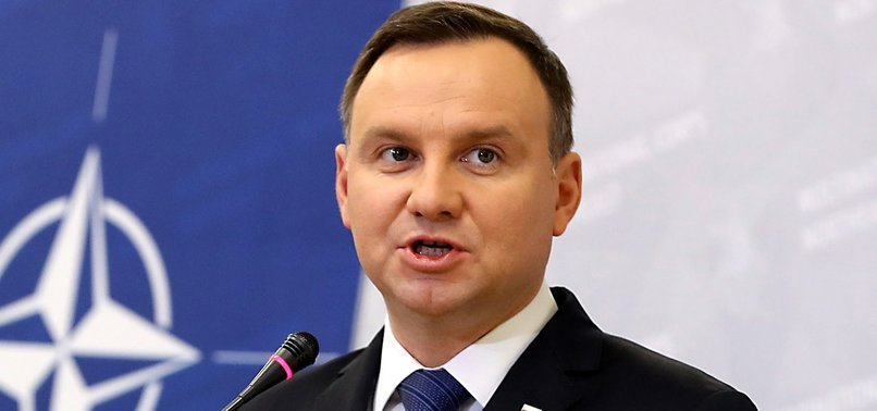 POLAND RENEWS CALL FOR EU TO CUT RELIANCE ON RUSSIAN GAS