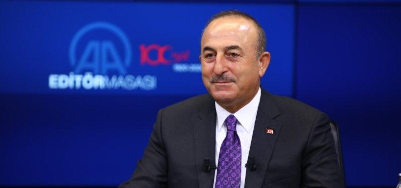 FM ÇAVUŞOĞLU: TURKEY EXPECTS CONCRETE STEPS FROM EU SUMMIT