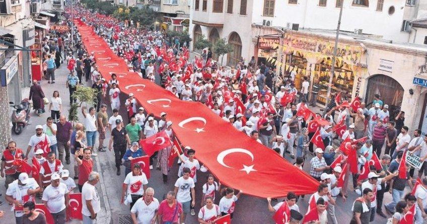 Türkiye nöbette!