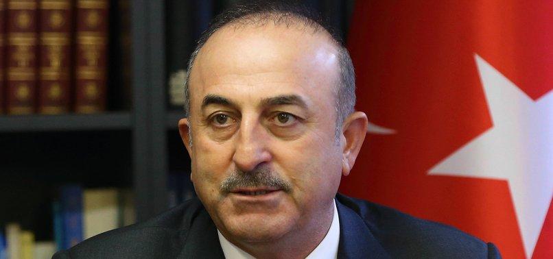 TURKISH FM ÇAVUŞOĞLU WARNS WASHINGTON AGAINST FETO TERRORISM