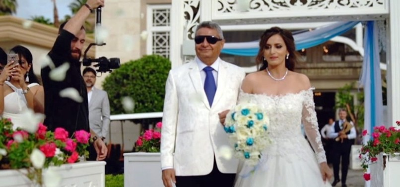 INDIAN COUPLE TIES THE KNOT IN LAVISH WEDDING IN RESORT TOWN OF BODRUM