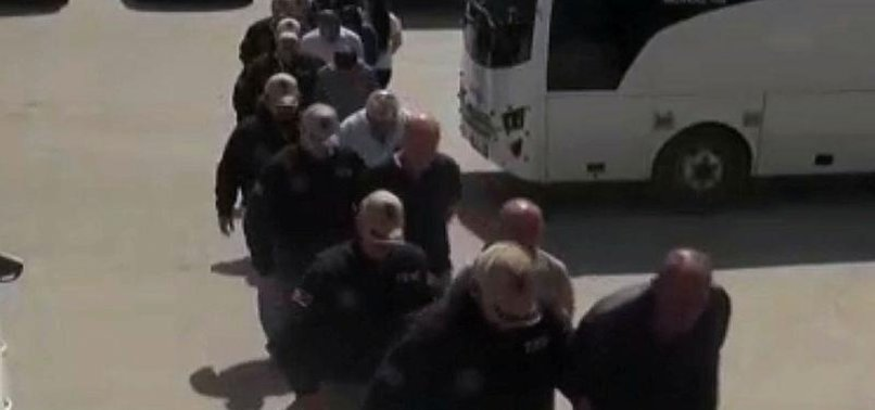 9 MUNICIPAL WORKERS DETAINED IN TURKEYS VAN FOR ALLEGED TIES TO PKK
