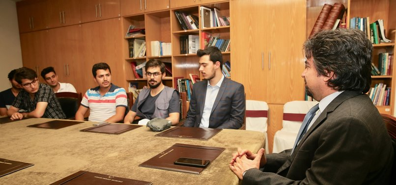 TURKISH STUDENTS IN PAKISTAN TO EXCHANGE EXPERIENCES