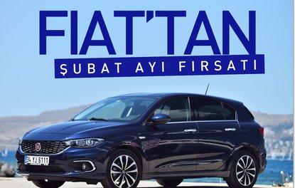 Fiat'tan Şubat ayı fırsatı
