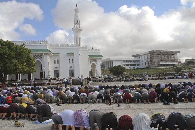 Arba'a Rukun Camii / Mogadişu, Somali
