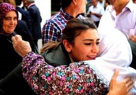 Ermenek'te ilk kez böyle bir şey oldu! Gören herkes sarılıp tebrik etti!