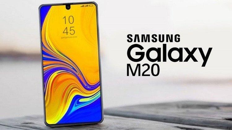 Müthiş pil kapasitesi: Samsung Galaxy M20