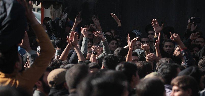 AL BAB LOCALS PROTEST YPG/PKK TERROR ATTACK
