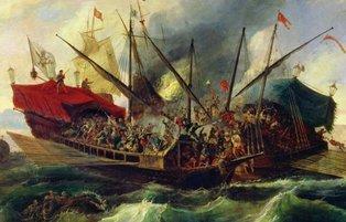 Barbaros Hayrettin Pasa: First admiral of Ottoman navy