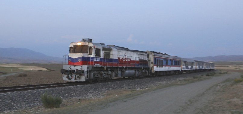 TEHRAN-ANKARA PASSENGER RAIL SERVICE RESUMES