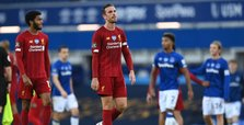 Liverpool held by Everton as delayed bid to seal EPL resumes