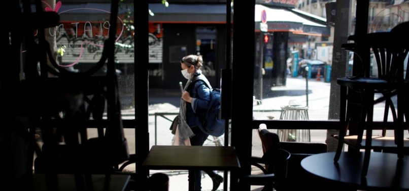 FRANCE REPORTS 52 MORE FATALITIES FROM COVID-19 PANDEMIC