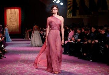 Dior Haute Couture İlkbahar/Yaz 2020
