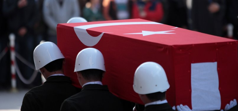 2 TURKISH SOLDIERS MARTYRED IN SOUTHEASTERN ŞIRNAK PROVINCE