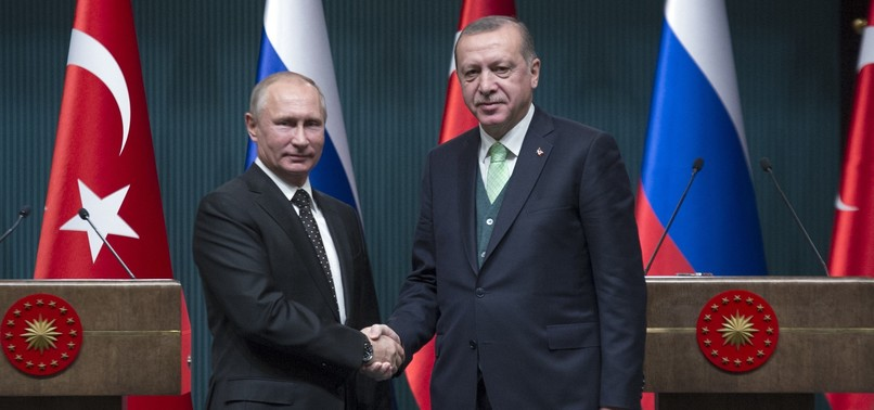 TURKEY HAS NOTHING TO DO WITH ATTACK ON RUSSIAN BASE IN SYRIA, PUTIN SAYS