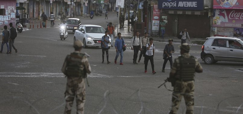 KASHMIR SEES 229 KILLINGS IN FIRST HALF OF 2020: REPORT