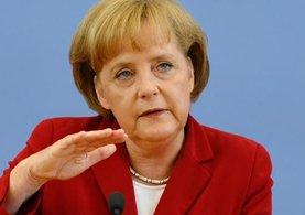 Almanya Başbakanı Merkel'den kritik AB açıklama