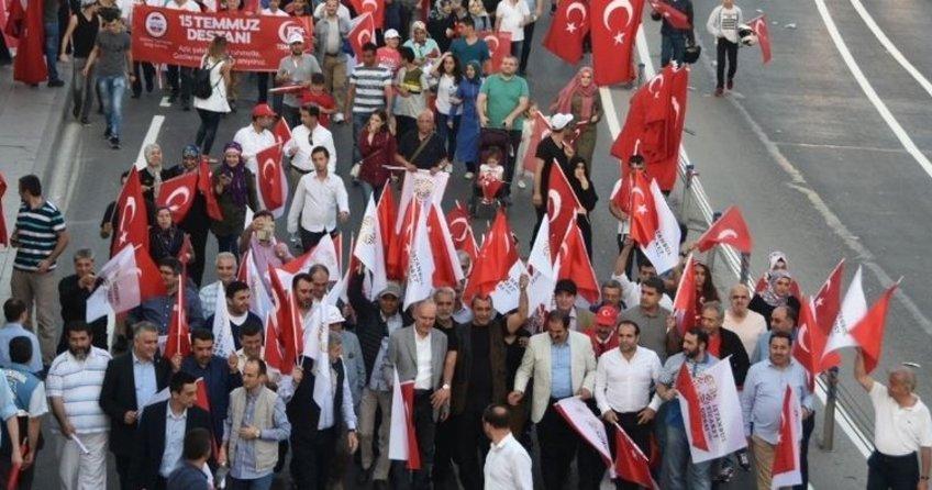 İTO: Milli Birlik Yürüyüşü sonsuza dek sürecek