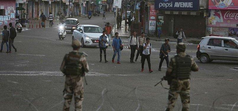 KASHMIR POLICE CHIEF SEEKS DERADICALIZATION CAMPS