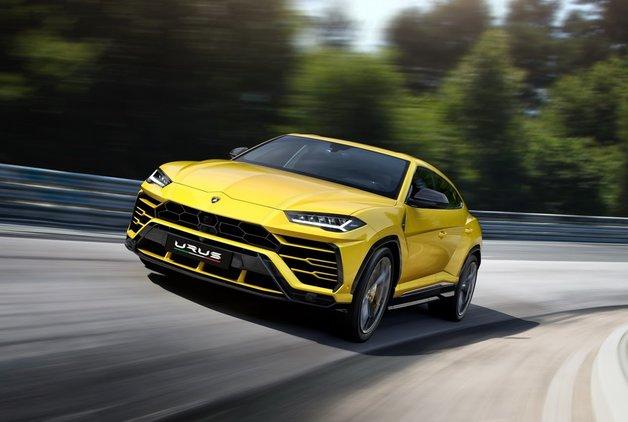Lamborghini Urus resmen tanıtıldı