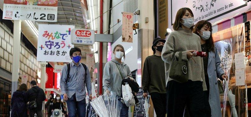 JAPANS OSAKA CANCELS OLYMPIC TORCH RUN, DECLARES COVID-19 MEDICAL EMERGENCY