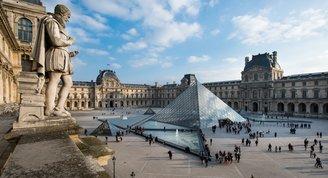 Corona virüs Louvre Müzesini kapattırdı
