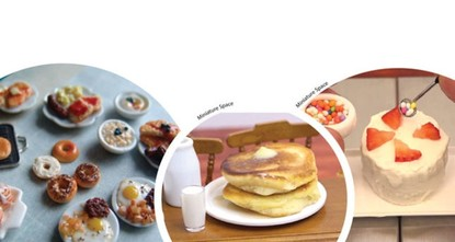 Miniature-food cooking has been the online craze lately. There is something amusing and addictive about watching full-size hands trying to sculpt mini foods into their original shapes. Originally,...