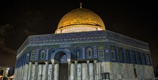 Israel keeping Dome of the Rock mosque in darkness