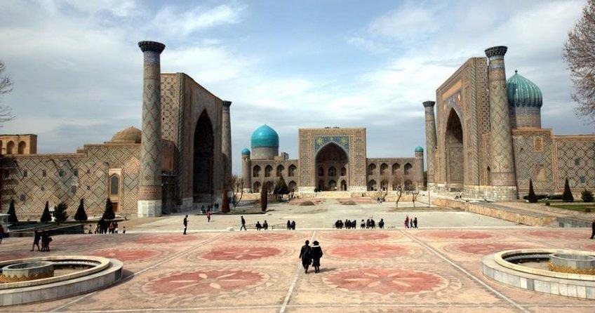 Özbekistan Türkiyeden 100 bin turist bekliyor