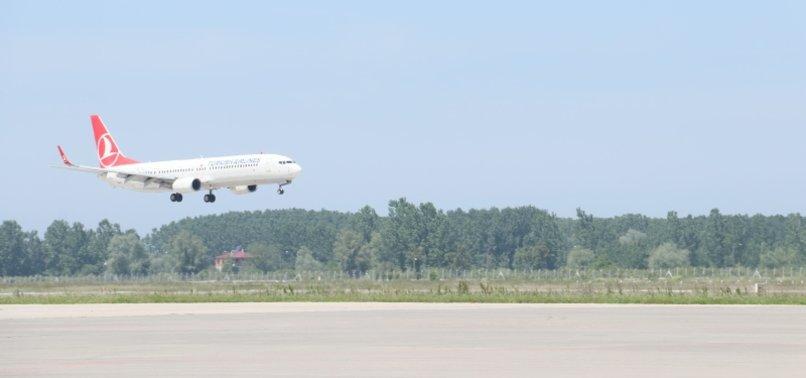 TURKISH AIRLINES EXTENDS FLIGHT SUSPENSION DUE TO VIRUS