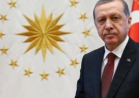 Cumhurbaşkanı Erdoğan'dan KKTC Cumhurbaşkanı Akıncı'ya mesaj!