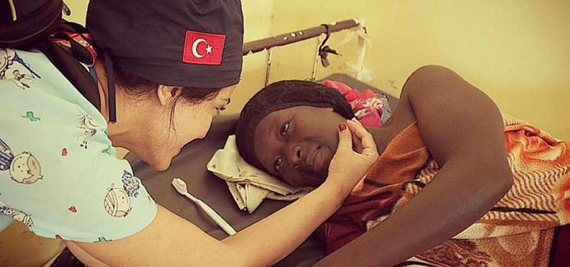 TURKISH DOCTORS PROVIDE HEALTH SERVICES IN CHAD