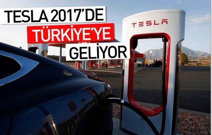 Tesla 2017de Türkiyeye geliyor