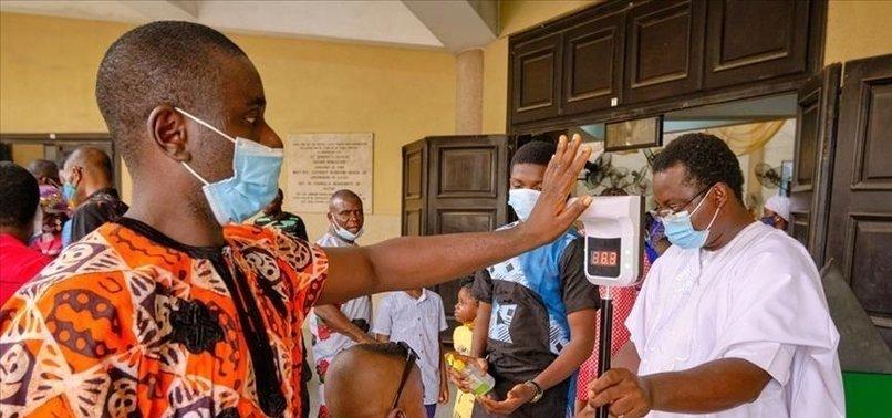 NIGERIA CONFIRMS 23 NEW COVID-19 DEATHS