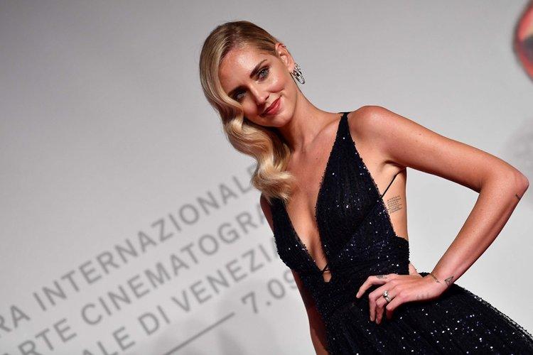 Chiara Ferragni Unposted prömiyeri Venedik'te gerçekleşti