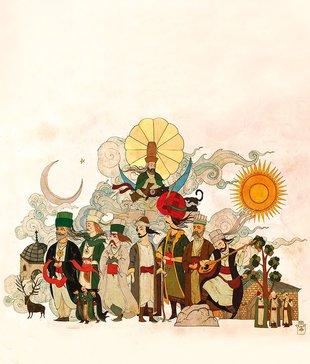 Osmanlı'yı kuran derviş