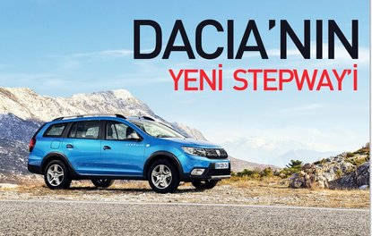 Dacia'nın yeni Stepway'i
