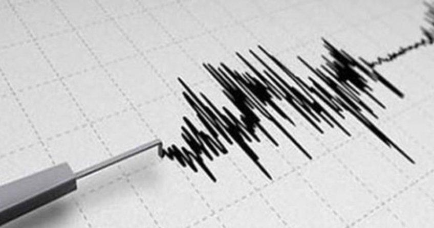Manisa'da 4.1'lik deprem