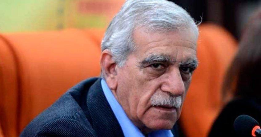 Mardin Belediye Başkanlığı görevinden alınan Ahmet Türk tutuklandı