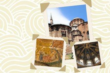 Kariye Camii 450 yıllık hüviyetine kavuştu
