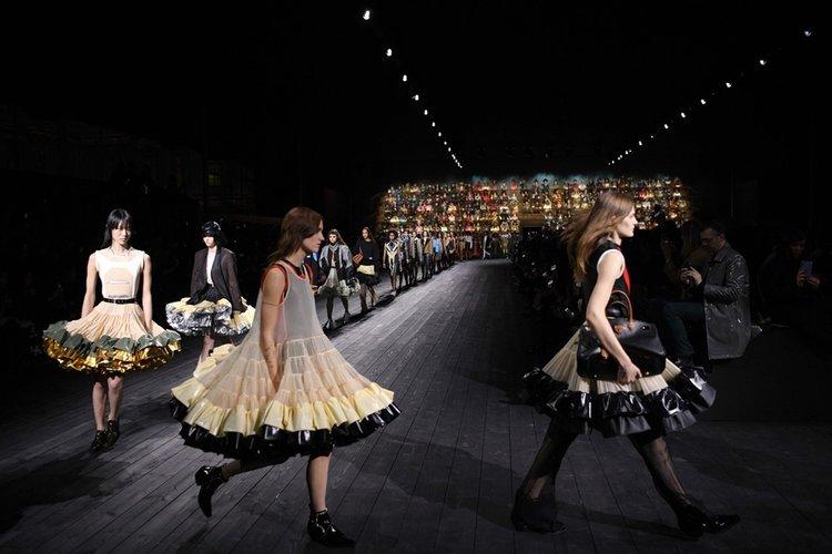 Louis Vuitton Sonbahar/Kış 2020 koleksiyonu